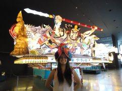Aomori Nebuta Festival Float