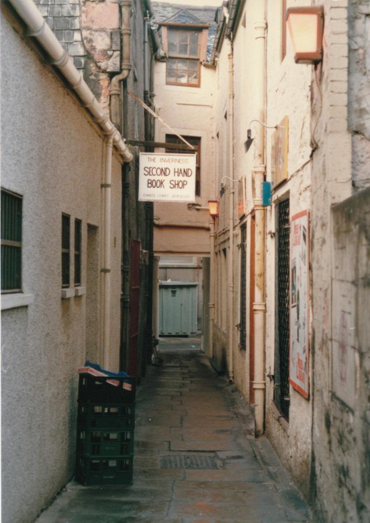 Leakey's Bookshop en sus comienzos.