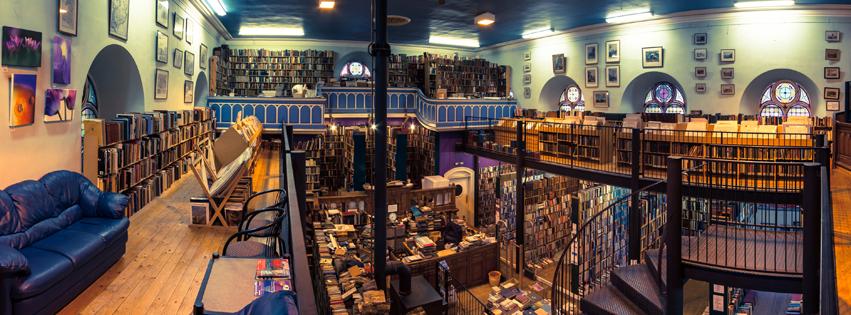 Leakey's Bookshop, Inverness